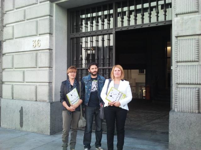 100.000 firmas para exigir la dimisión de Ana Mato, Javier Rdguez