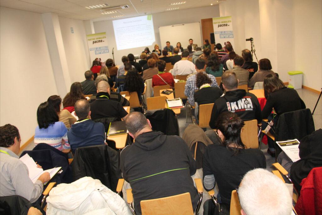Asamblea General del Partido Animalista en Zaragoza