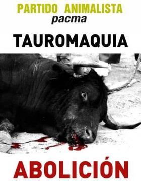Atarfe (Granada): Concentración antitaurina