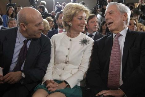 Esperanza Aguirre aumenta las subvenciones a los toros con nuevas ayudas