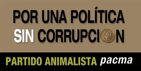Manifiesto contra la corrupción