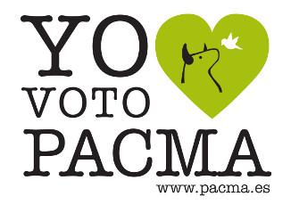 Yo voto PACMA