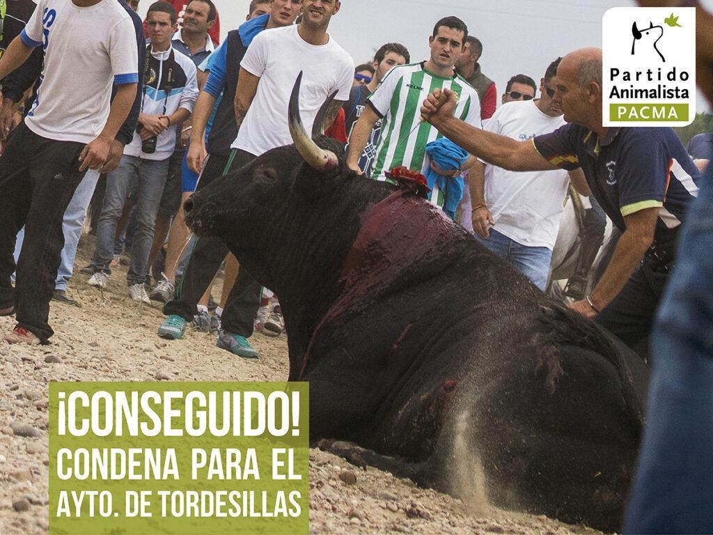 Condena Ayuntamiento de Tordesillas