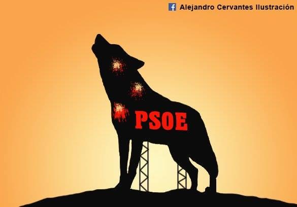 PSOE contra el lobo