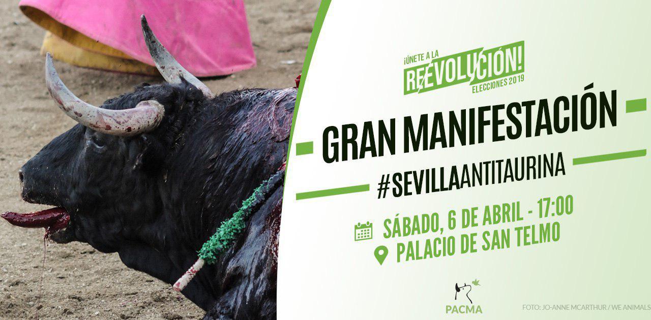 mani Sevilla antitaurina 2019