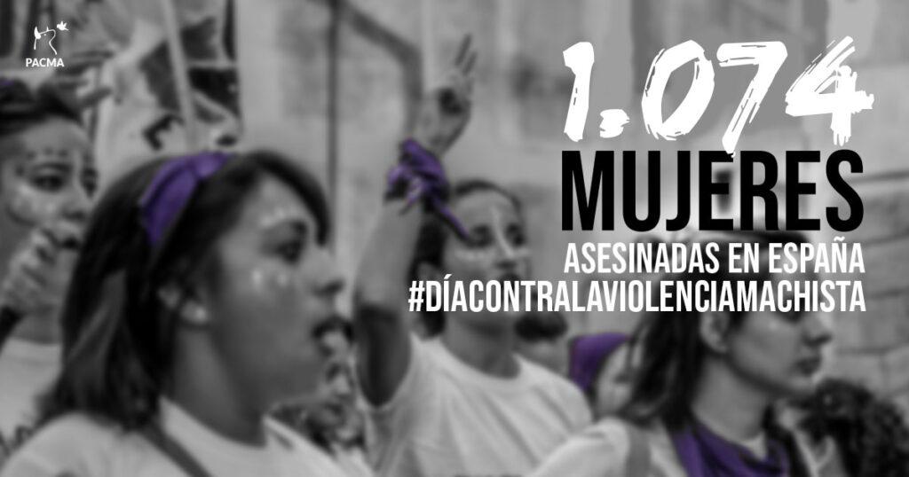 Día Contra la Violencia Machista